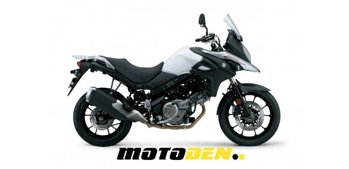 Suzuki V-Strom 650 ABS WHITE ONLY
