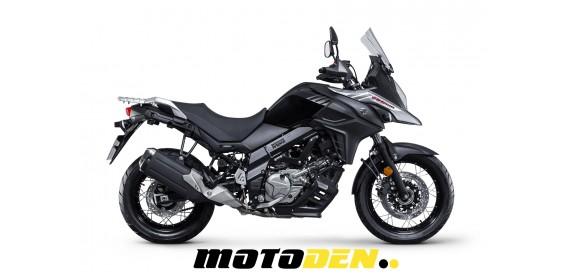 Suzuki V-Strom 650XT BLACK ONLY