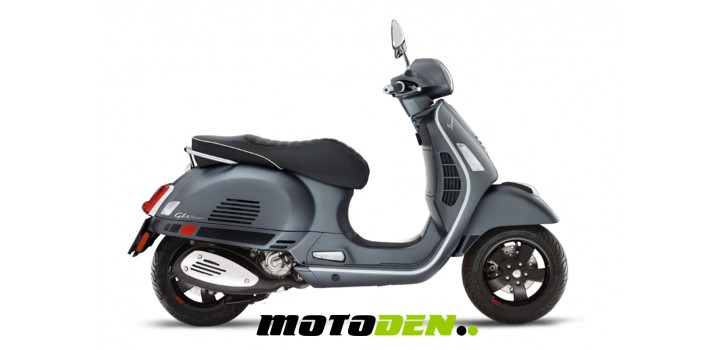 Vespa GTS Supersport 300 ABS GREY ONLY
