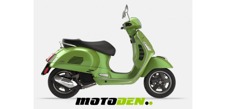 Vespa GTS Super 125 ABS GREEN ONLY