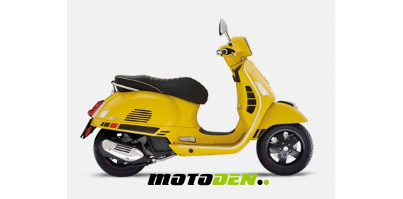 Vespa GTS Supersport 125 ABS REDUCED