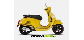 Vespa GTS Supersport 300 ABS