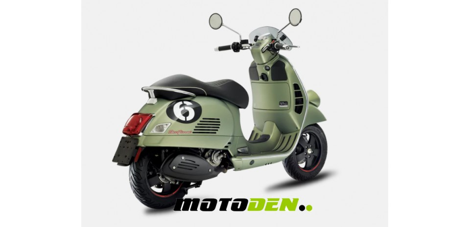 vespa gtv sei giorni 300 for sale in central london. Black Bedroom Furniture Sets. Home Design Ideas
