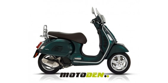 Vespa GTS 300 HPE Touring - GREEN ONLY