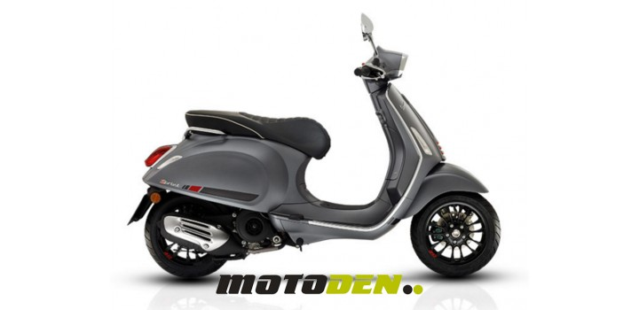 Vespa Sprint 125 GREY ONLY