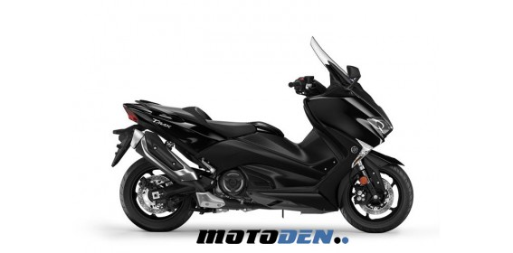 Yamaha TMAX ABS Reduced