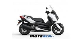 Yamaha X-MAX 300 - White Ex Demo