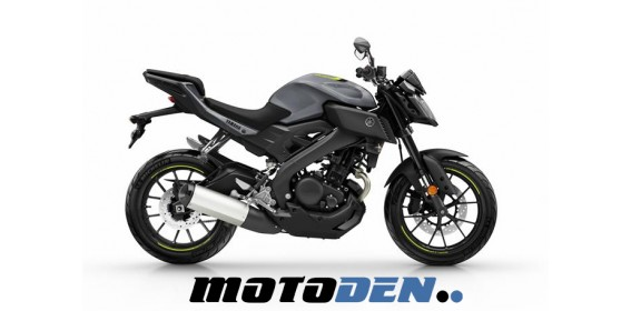 Yamaha MT-125 ABS BLUE ONLY