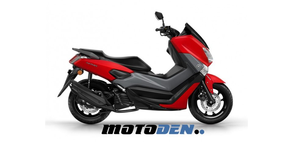 yamaha nmax 125 for sale in central london motoden. Black Bedroom Furniture Sets. Home Design Ideas