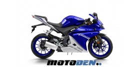 Yamaha YZF-R125 ABS BLUE or BLACK ONLY
