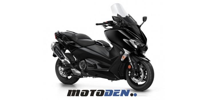 Yamaha TMAX ABS Reduced