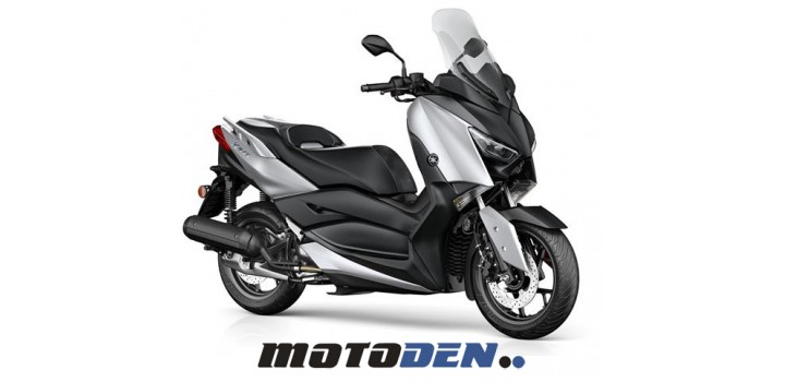 Yamaha X-MAX 125 ABS REDUCED - GREY ONLY
