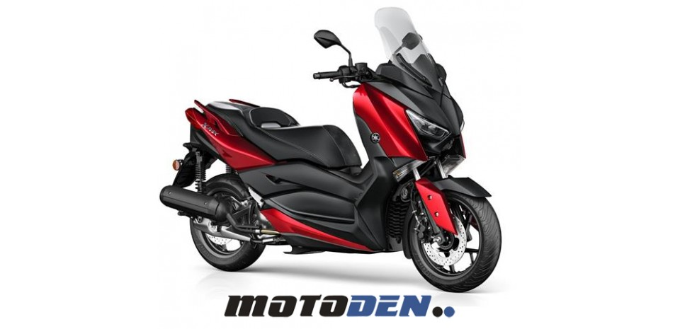 Yamaha X-MAX 125 ABS For Sale in Central London | Motoden Yamaha London