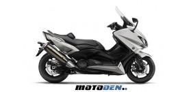 Yamaha TMAX ABS