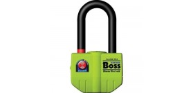 OXFORD Boss alarm Disc lock 14mm - Yellow