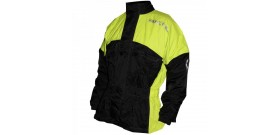 RICHA Rain warrior jacket - Fluro yellow