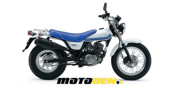 Suzuki VanVan 125 Pre-reg 0 Miles
