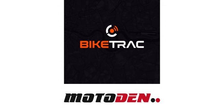 Biketrac Tracker System