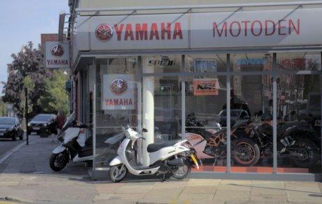 Yamaha Kingsland Road